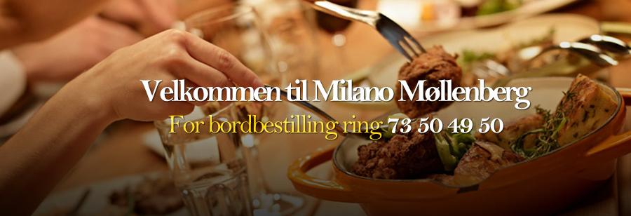 Velkommen til Milano Pizzaria og Restaurant